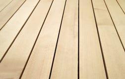 Strutture reali del fondo di legno di pino e di legno Fotografia Stock Libera da Diritti