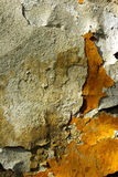 Strutture sulla parete Immagini Stock