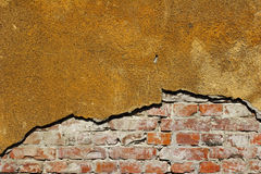 Strutture sulla parete Immagini Stock Libere da Diritti