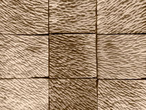 Strutturi il fondo del modello della parete della stazione termale del mattone in architetto paesaggista Immagini Stock Libere da Diritti