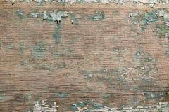 Strutturi il fondo di vecchio compensato dipinto per il modello o il modello di progettazione nella costruzione, di alimento o de immagine stock libera da diritti