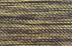 Strutturi il tappeto tessuto con i peli regolari immagine stock libera da diritti