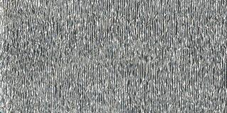 Strutturi l'isolamento polimerico molle che protegge il materiale con uno strato del di alluminio impresso Immagini Stock