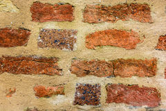 Strutturi la parete Fotografia Stock