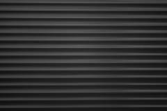 Strutturi scuro, i ciechi del nero, gli schermi girevoli, orizzontale Fotografia Stock Libera da Diritti
