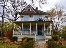 Struven hus Royaltyfria Bilder