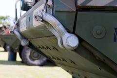 Stryker Fessel Stockbild