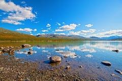 Stryn in Noorwegen Royalty-vrije Stock Fotografie