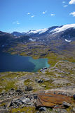 Stryn in Norway Stock Photography