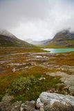 Stryn in Norway Royalty Free Stock Images