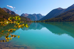 Stryn in Norway Royalty Free Stock Photography