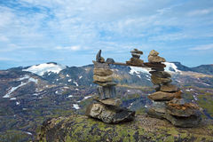 Stryn in Norway Royalty Free Stock Photo
