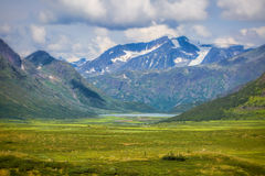 Stryn in Norway Royalty Free Stock Photos