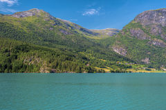 Stryn in Norwegen Lizenzfreies Stockfoto