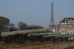 Strzał Paryż Zdjęcia Stock