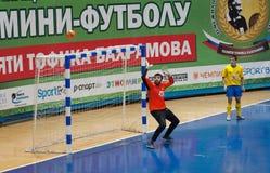 Strzał Turecka diaspora drużyny brama Zdjęcia Stock