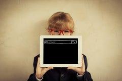 strzała mogą target758_0_ cieszą się jeżeli warstwy potrzeby komputer osobisty oddzielny tablet one ty Fotografia Stock