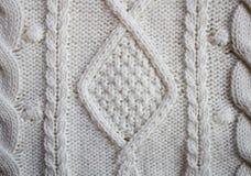 - strzały swetra strukturę, Fotografia Royalty Free