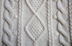 - strzały swetra strukturę, Obrazy Royalty Free