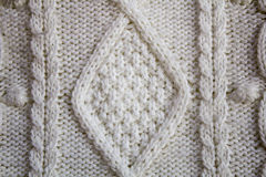 - strzały swetra strukturę, Zdjęcie Royalty Free