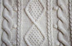 - strzały swetra strukturę, Fotografia Stock