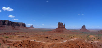 strzał monument krajobrazu Zdjęcia Stock