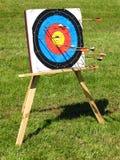 strzałkowaty cel Zdjęcie Stock