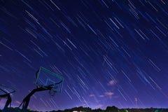 Strzela gwiazdy! Obraz Royalty Free