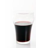 Strzelający portowy wino Fotografia Royalty Free