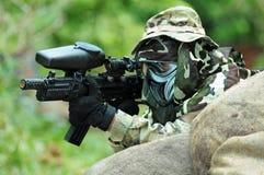 strzelec zdjęcie royalty free