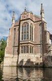 Strzyżyk Biblioteczny Cambridge Anglia Zdjęcia Royalty Free