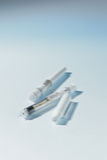strzykawka insulinowa strzykawka Obraz Royalty Free