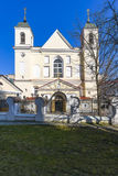 Sts. apostles Peter and Paul Cathedral. In Minsk, Belarus Royalty Free Stock Photo