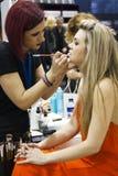 STS Beauty Barcelona (2014). STS Beauty Barcelona. February 8-10, 2014. Barcelona (Spain Stock Photos