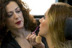 STS Beauty Barcelona 2015 Royalty Free Stock Photos