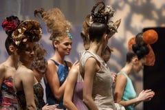 STS Beauty Barcelona 2014 Stock Image