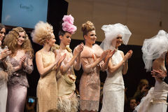 STS Beauty Barcelona 2014 Royalty Free Stock Image