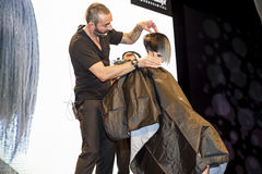 STS BEAUTY BARCELONA - SCHWARZKOPF SHOW Stock Photography