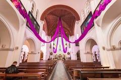 Sts Chiesa cattolica romana di Elena e di Simeon Fotografia Stock Libera da Diritti