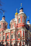 Sts Clement kyrka (1720) Arkivfoto