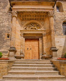Sts George Basilica i Prague Fotografering för Bildbyråer