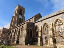 Sts Giles kyrka royaltyfria foton