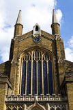 Sts John kyrkliga Hyde Park i London Arkivbild