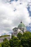 Sts Joseph Oratory av monteringskunglig person Royaltyfri Bild