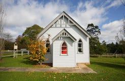 Sts Luke kyrkliga Glenquarry Royaltyfri Fotografi