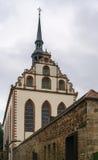 Sts Mary abbotskloster, Fulda, Tyskland Fotografering för Bildbyråer