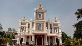 Sts Mary kyrka Alangad royaltyfri fotografi