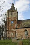Sts Mary kyrkliga Dymock Royaltyfria Foton