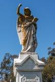 Sts Mary kyrkogård Royaltyfria Bilder