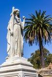 Sts Mary kyrkogård Arkivbilder